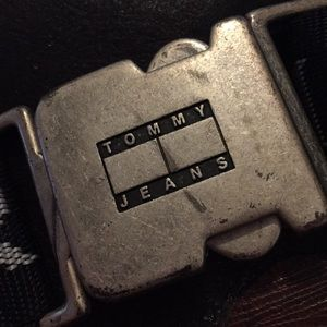 Tommy jeans belt canvas